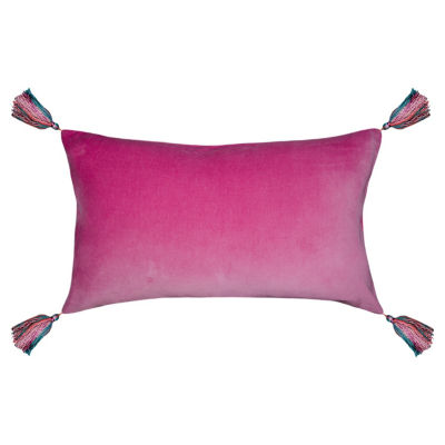 La Jolla Tassled Throw Pillow