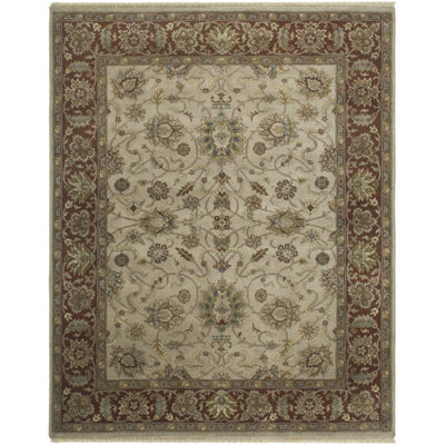 Amer Rugs Luxor G Hand-Knotted Wool Rug