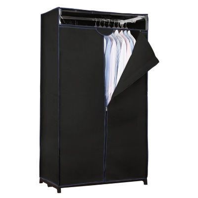"Simplify Portable Closet 36""  Black/CM"