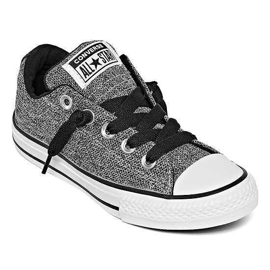 Converse Chuck Taylor All Star Street Boys Sneakers Lace-up - Little Kids