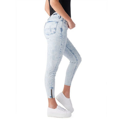DENIZEN from Levi's® High-Rise Ankle Jeggings-Juniors