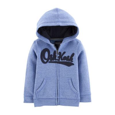 Oshkosh Boys Hoodie-Toddler