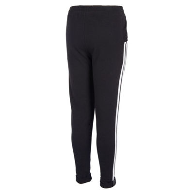adidas Girls Mid Rise Slim Pull-On Pants - Preschool
