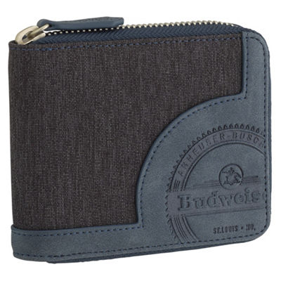 Buxton Mens Traveler Wallet