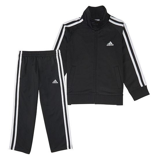 Adidas 2-pc Tricot Pant Set - Baby Boy