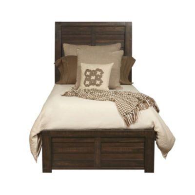 Ruff Hewn Twin Bed