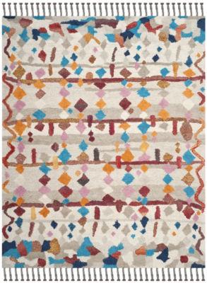 Safavieh Casablanca Collection Allycia Geometric Area Rug