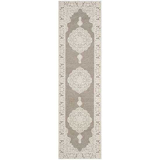 Safavieh Marbella Collection Joselyn Oriental Runner Rug