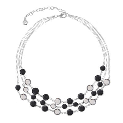 Gloria Vanderbilt Womens Choker Necklace
