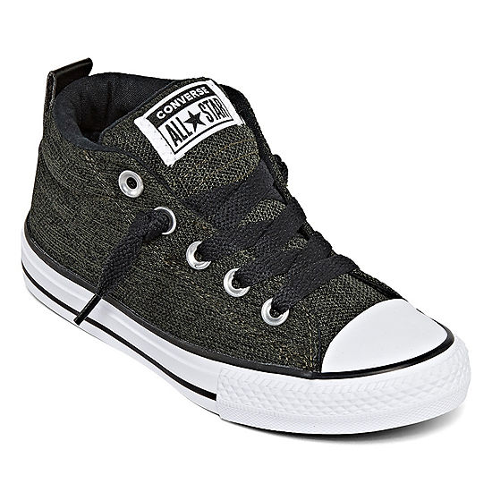51b3b98bef14 Converse Chuck Taylor All Star Street Mid Boys Sneakers Little Kids JCPenney