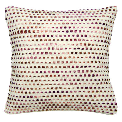 Ravid Square Throw Pillow