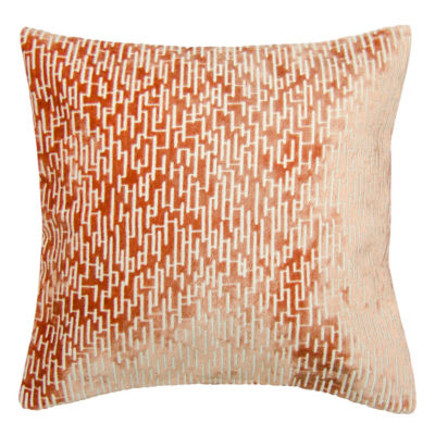 Rigel II Square Throw Pillow