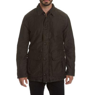 Excelled Cotton Multi Pocket Barn Coat
