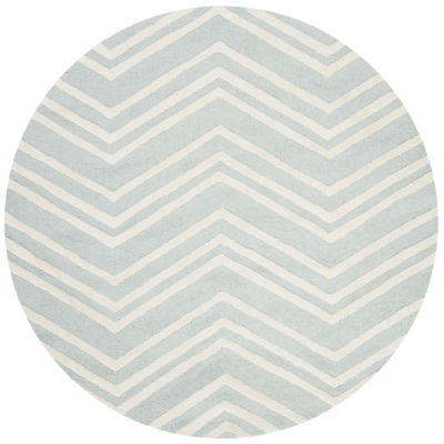 Safavieh Safavieh Kids Collection Donal GeometricRound Area Rug