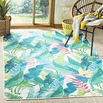 Safavieh Daytona Collection Karena Floral Area Rug