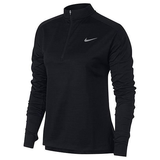 Women's Nike Quarter-Zip Pullover