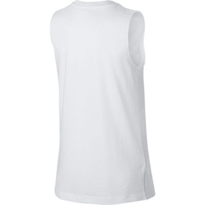 Women's Nike Photo Real Muscle Tank Top