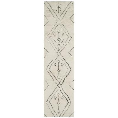 Safavieh Casablanca Collection Claud Geometric Runner Rug