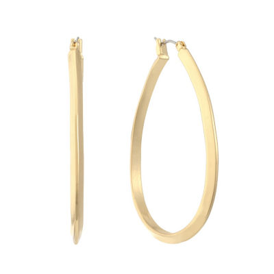 Gloria Vanderbilt 39.9mm Hoop Earrings