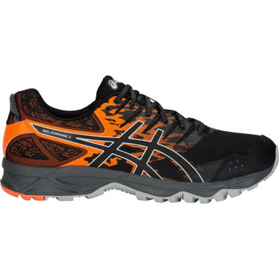 Asics Mens Running Shoes Lace-up