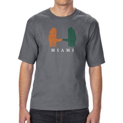 Los Angeles Pop Art Boy's Raglan Baseball Word Art T-shirt - POPULAR SKATING MOVES & TRICKS