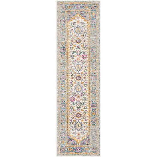 Safavieh Madison Collection Anuki Oriental Runner Rug