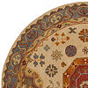 Safavieh Heritage Collection Bryony Oriental Round Area Rug