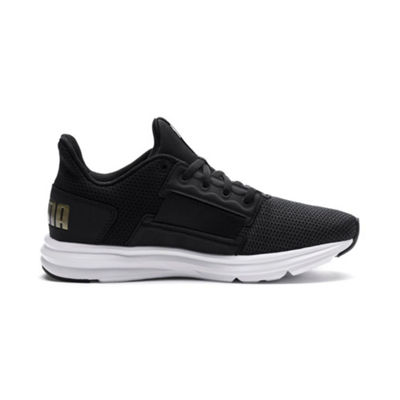 Puma Enzo Street Womens Running Shoes Lace-up