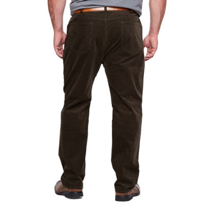 The Foundry Big & Tall Supply Co. Mens Corduroy Pant - Big and Tall