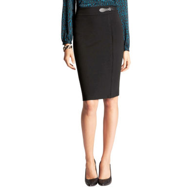 Phistic Women'S Belted Pencil Skirt