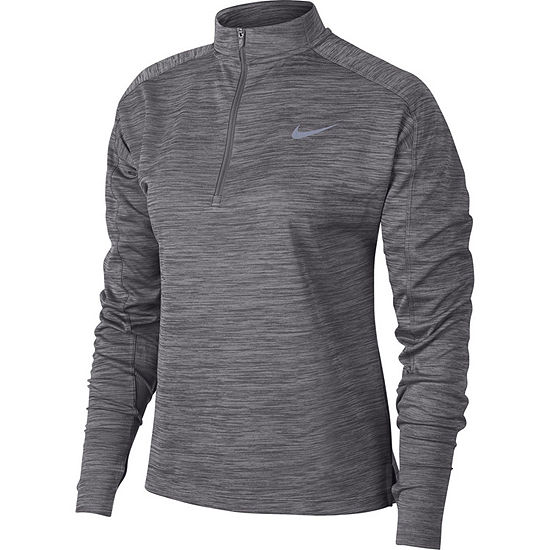 Women s Nike Quarter-Zip Pullover - JCPenney 44e8fafaa
