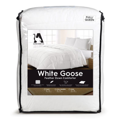 Alpine Down Feather & Down Comforter
