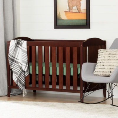 Fundy Tide Crib with Toddler Rail