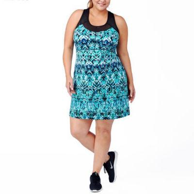 Rainbeau Curves Isabella Print Dress