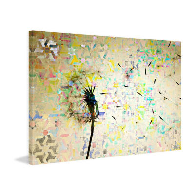 Moroc Dandy Painting Print on Wrapped Canvas