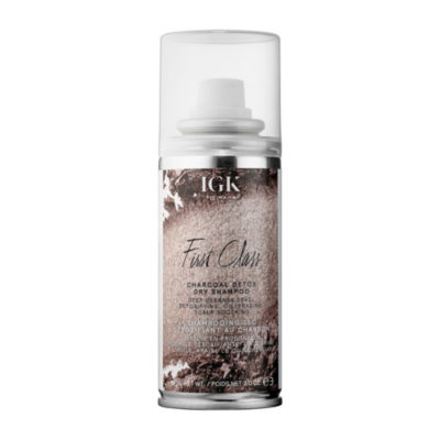 IGK First Class Charcoal Detox Dry Shampoo Mini