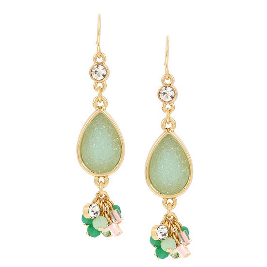 Nicole By Miller Drop Earrings