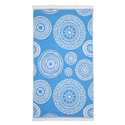 Linum Home Textiles Zarya Pestemal Beach Towels