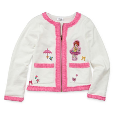 Disney Lightweight Fleece Jacket-Toddler Girls
