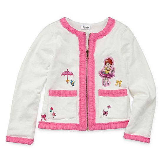 609cff5e65f7 Disney Lightweight Fleece Jacket Big Kid Girls JCPenney