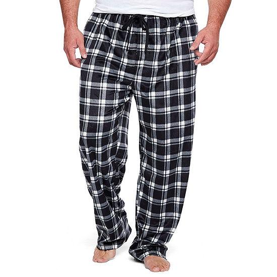 The Foundry Big & Tall Supply Co. Mens Big and Tall Microfleece Pajama Pants