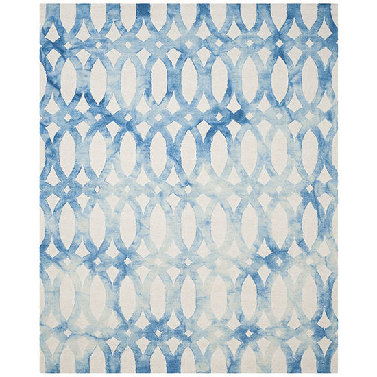 Safavieh Dip Dye Collection Maralyn Geometric Area Rug