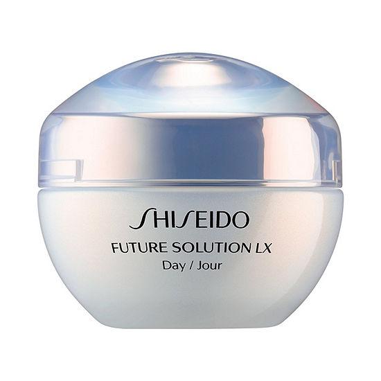 Shiseido Future Solution LX Total Protective Cream Broad Spectrum SPF 20 Sunscreen