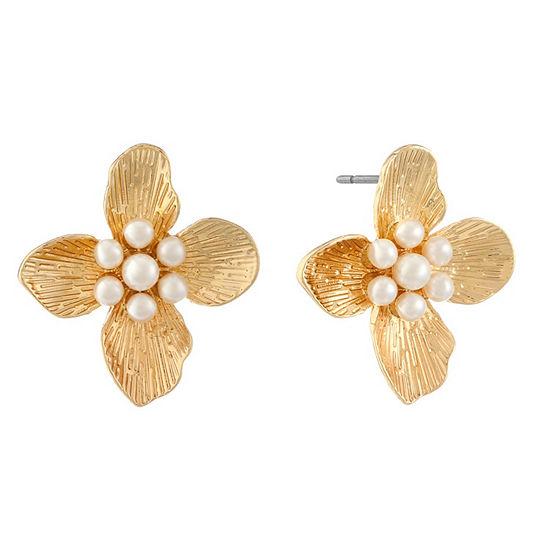 Gloria Vanderbilt 21.6mm Stud Earrings