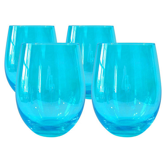 Artland Luster 4-pc. Wine Glass