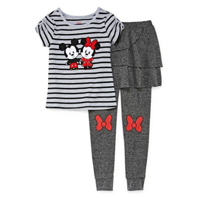 Disney 2-pc. Minnie Mouse Legging Set Girls