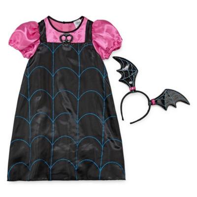 Disney Dress Up Costume Girls