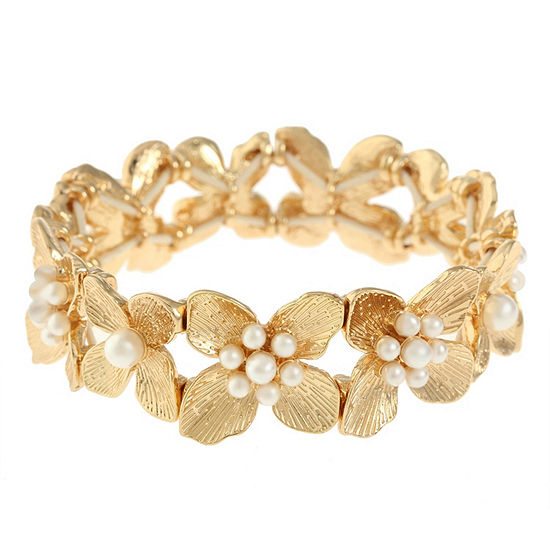 Gloria Vanderbilt Stretch Bracelet