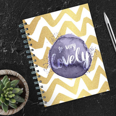 "TF Publishing Spiral ""So Very Lovely"" Journal"