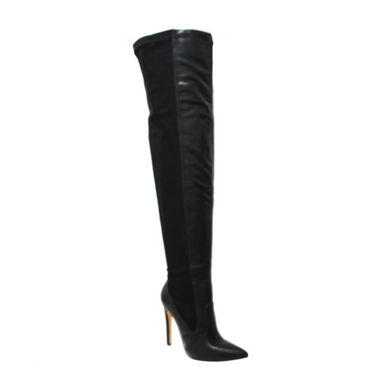 Michael Antonio Zoe Womens Over the Knee Boots